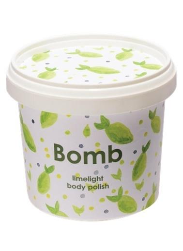 Bomb Cosmetics Limelight Vücut Scrub 375g Renksiz